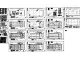 2.6万平米四层重型注塑厂房电气施工图图片1