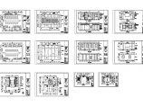 办公楼室内装饰装修设计CAD施工图2图片1