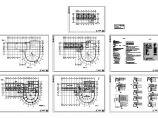 某三层公寓宿舍楼电气设计方案图纸图片1