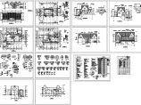 某三层豪华别墅建筑施工图(建筑设计说明、门窗明细表)图片1