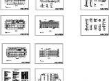 土木工程毕业设计资料,(医院)图纸图片1