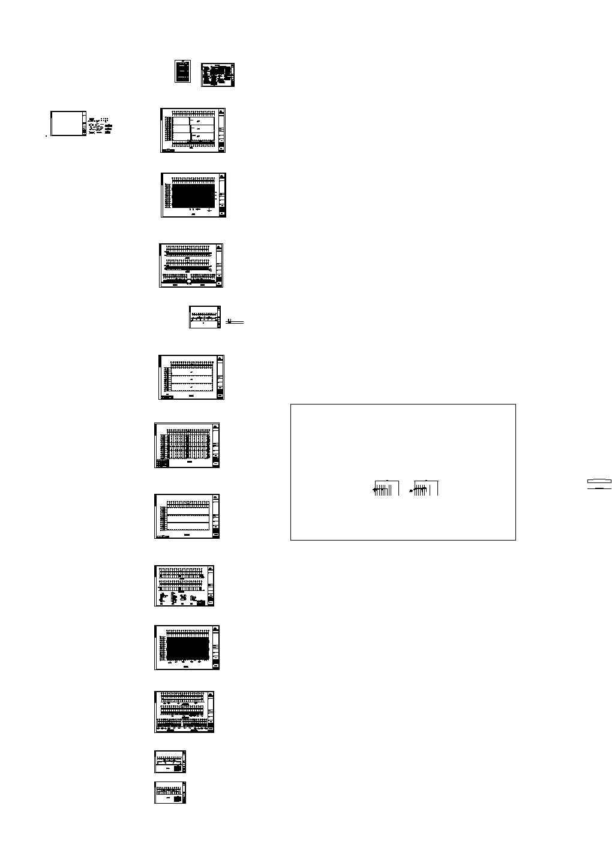 金辉石业有限公司A栋厂房建筑结构CAD(含钢结构设计总说明 )图片1