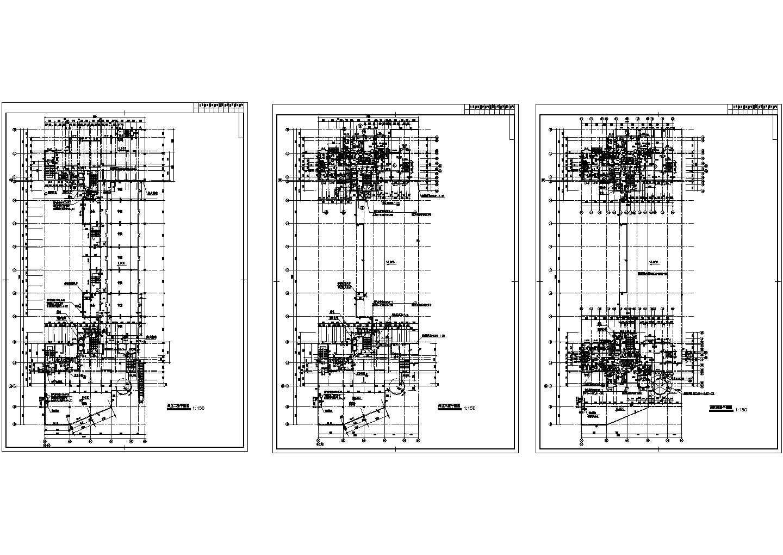 商场设计平面图纸图片1