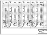 深圳小区高层住宅楼弱电系统建筑施工设计图图片1