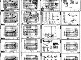 【江苏】一套非常详细的某商业用房及农民拆迁安置房给排水消防cad设计图图片1