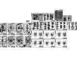 二类高层住宅强电示意图图片1