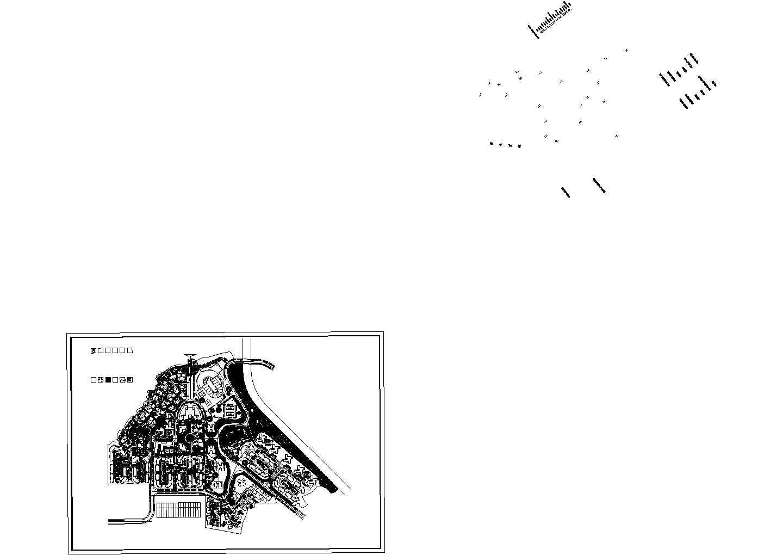 某小区规划初步方案图图片1
