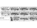 长63.67米 宽18.84米 -1+13层医院住院部电施设计图纸(弱电系统设计说明)图片1