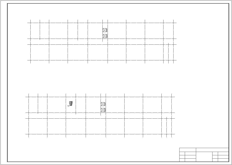 [毕业设计][学士]集宁某钢框架办公楼毕业设计计算书图片1