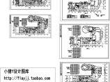 某地区二层某医院综合楼电气设计CAD施工图图片1
