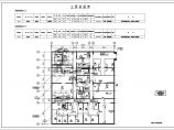上海某多栋高层商业综合楼空调通风防排烟施工图(大院设计,含设计说明)图片1