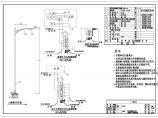 某现代农业科技园电气照明施工CAD图(含电气设计说明)图片1