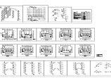 上海某10层大酒店给排水图纸设计图片1