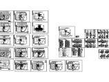 经典六层酒店电气设计cad系统图图片1