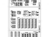 某十八层住宅强弱电系统图,共3张图片1