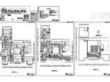 机场酒店消防自动报警设计施工图纸图片1