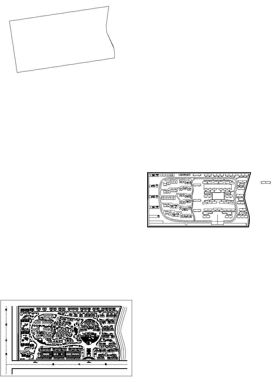 小区规划方案图总平图图片1