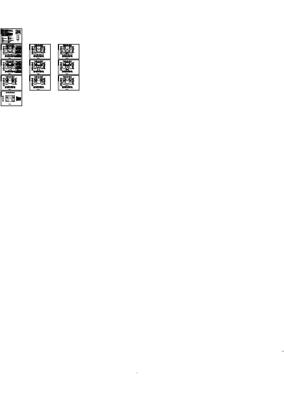 [辽宁]某三层别墅建筑结构水电施工图,含效果图图片1
