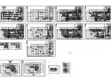 [广东]综合性商场空调通风排烟系统设计施工cad图(系统图多)图片1