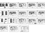 四层办公楼全套电气设计施工图图片1