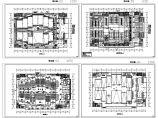 电影院室内装饰工程电路设计图图片1