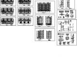 华南地区某小高层住宅建筑施工图纸图片1