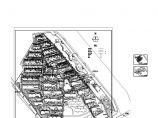 安徽某住宅小区室外给排水平面建施cad图纸图片1