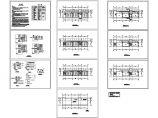 三层中学教学楼电气设计图纸.10张图纸图片1