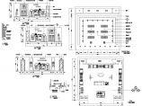 大型商场服装专卖店建筑设计图,共五张图片1