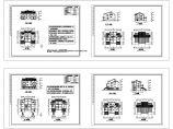 三层-15.00&13.20米-农村别墅施工图,含效果图图片1