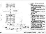 可视多机并机楼宇对讲系统cad图图片1