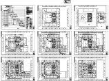 最新的CAD设计某大医院消防系统图图片1