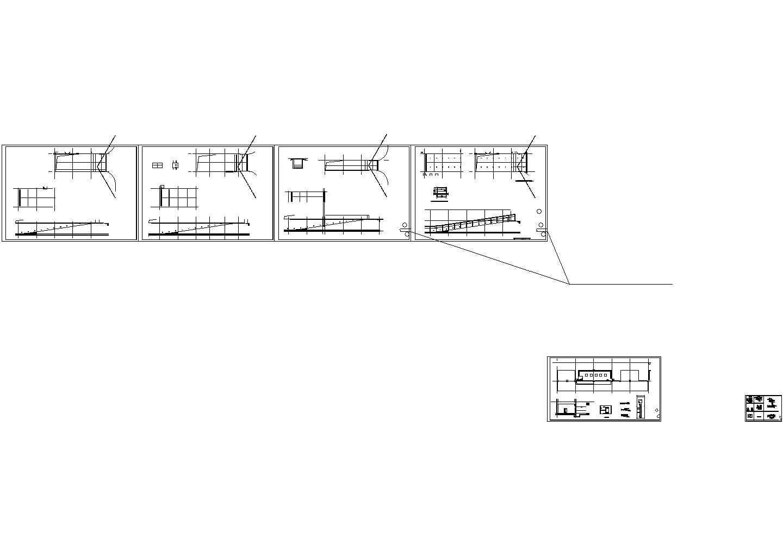 某十一层生物科技产业园区地下 人防工程 建筑施工图图片1