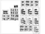 住宅电气及高低压配电系统图图片1