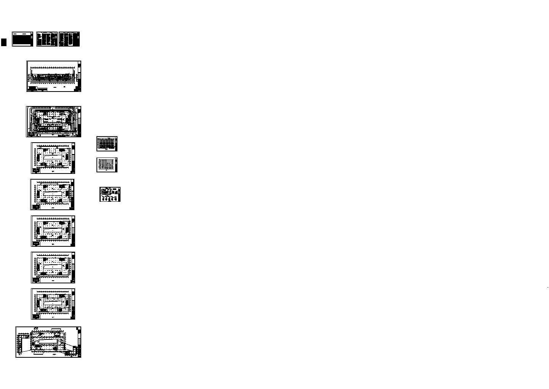 [深圳]某物流中心给排水设计cad施工图(虹吸雨水)图片1