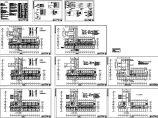 某三层医院电气施工设计图图片1