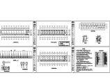 某居住区大型酒店电气设计全套CAD详图图片1