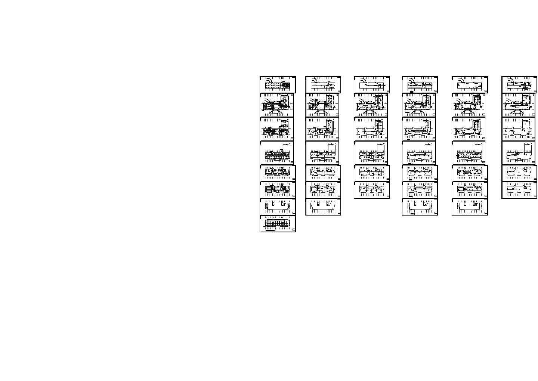 某检察院办公楼电气设计施工图图片1