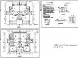 某2层双拼别墅双管式采暖系统设计图图片1