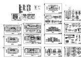 某7472�O多层框架结构综合办公楼建筑施工图图片1
