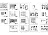 8层钢结构住宅楼(计算书、部分建筑、结构图)图片1