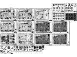建材商场空调暖通设计施工CAD图图片1