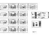 某地区-1+2层别墅电气照明施工图纸【全套】图片1