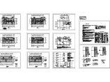 某6层职工宿舍楼电气设计图纸图片1