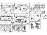 某多层综合大楼散热器采暖系统设计cad施工图(含设计与施工说明)图片1