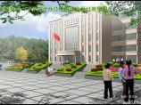 [云南]校园景观绿化设计方案图片1