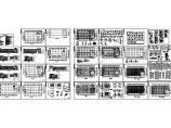 2677.9平米三层框架办公楼毕业设计(含CAD建筑结构图、进度计划表施工组织设计、报价工程量清单)图片1