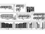 某小区住宅楼全套建筑图纸全套图片1
