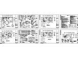 【江苏】长29.9米宽27.45米3层单栋别墅给排水施工图图片1