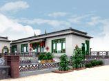 某地区东社村庄民居全套建筑图纸图片1